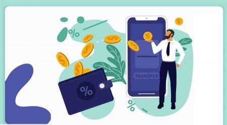 Cara Menarik dan Melakukan Deposit Uang di Binarycent