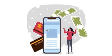 Cara Masuk dan Menyetor Uang di Binarycent