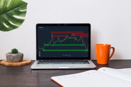 Cara menggunakan zona penawaran dan permintaan di Binarycent