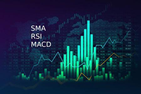 كيفية توصيل SMA و RSI و MACD لاستراتيجية تداول ناجحة في Binarycent