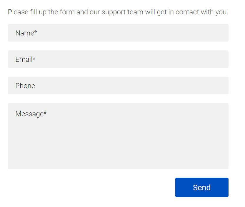 How to Contact Binarycent Support